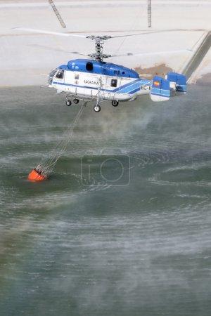 TENERIFE AUGUST 3 Fire fighting