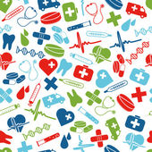 medical seamless pattern