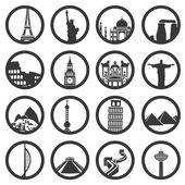 "Постер, картина, фотообои ""зданий мира"""