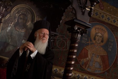 His All Holiness the Ecumenical Patriarch Bartholo...