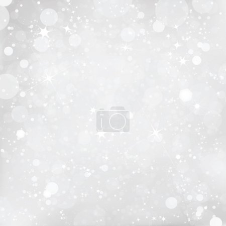 Illustration for Abstract bright white vector background - Royalty Free Image