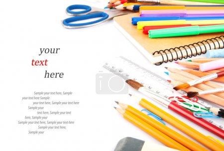 Stationery & text