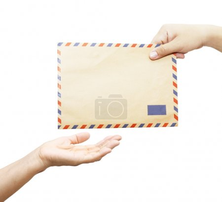 Passing mail