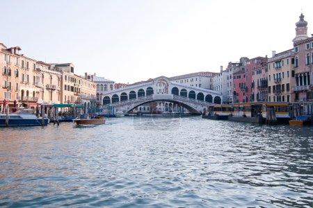 Railto Bridge Venice