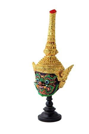 Khon, traditional Thai giant mask