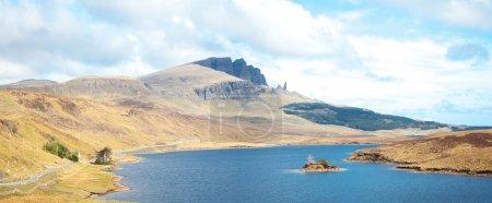 The Old Man Of Storr Isle of Skye Highland Scotland