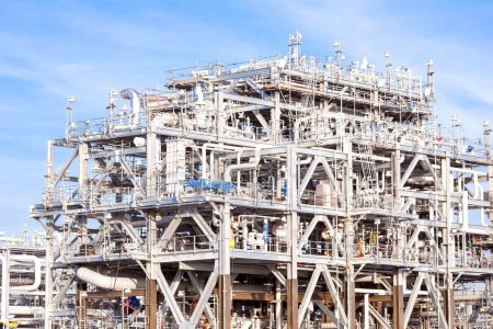 LNG Refinery Factory