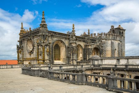 Convents of Christ Tomar