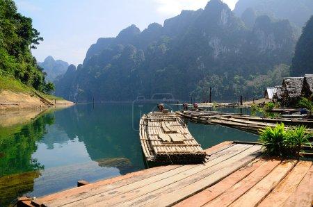Ratchaprapa dam Suratthani, Thailand