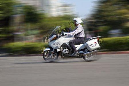 the policeman of Taiwan