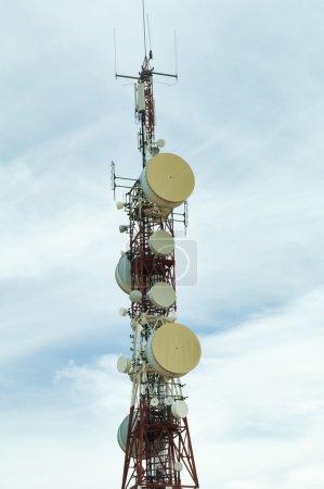 Radio transmitters and antennas