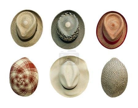 Sombreros de estilo retro