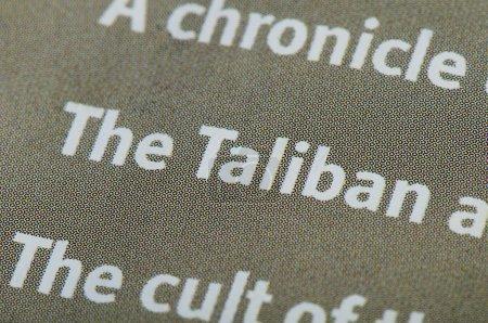 Word taliban