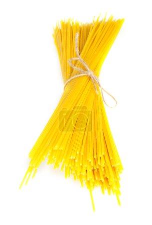 Bundle of spaghetti