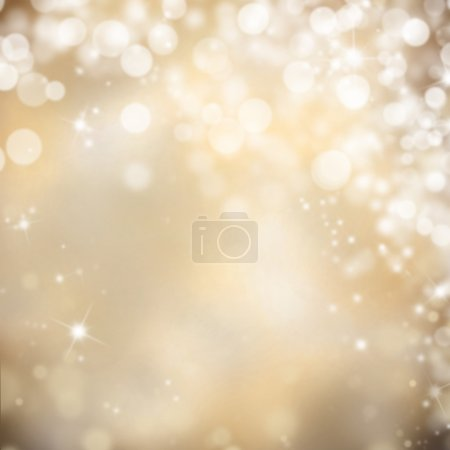 Photo for Shimmering blur spot lights on abstract background - Royalty Free Image