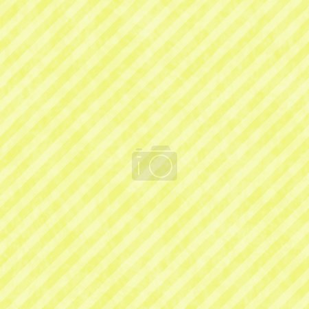 Yellow Striped Textured Background