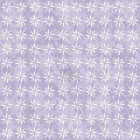 Photo pour Violet et blanc décoratif tourbillon Design Tissu texturé fond qui est sans couture et se répète - image libre de droit