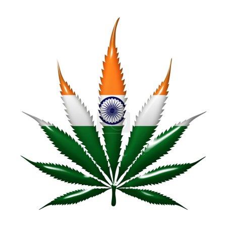 marijuana en Inde