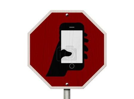 pas de textos et conduite signe