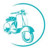 Scooter Symbol