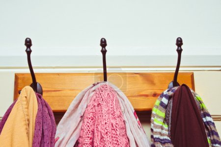 Clothes hooks