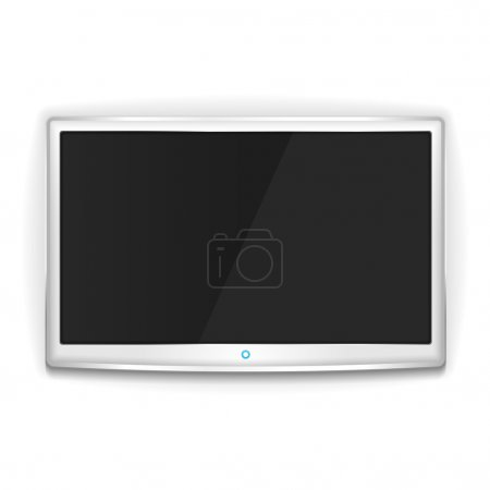 White TV