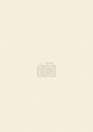 Photo for Cream paper background with a soft horizontal texture - Royalty Free Image