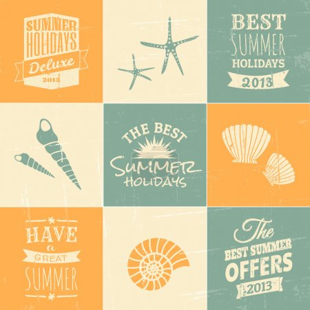 Summertime Design Collection