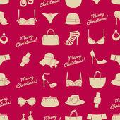 Fashion Christmas Background