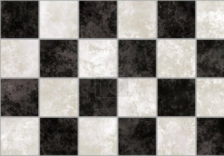Photo for Marble chess board - Royalty Free Image