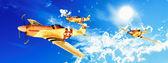 Vintage repülőgépek a küldetése