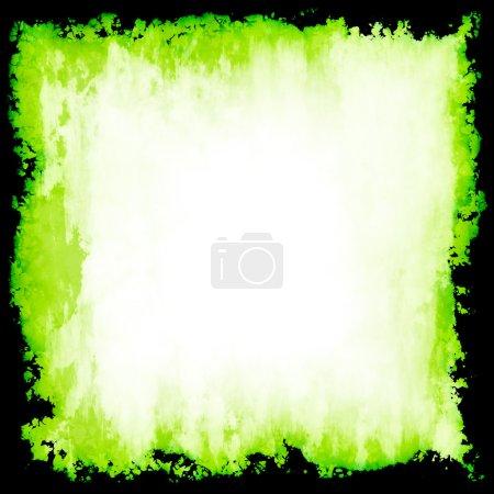 Photo pour Grunge frame - arrière-plan cool pour vos projets - image libre de droit