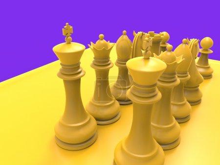Chess piecies