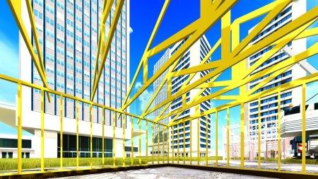 Photo pour Site de construction - illustration abstraite colorée - image libre de droit