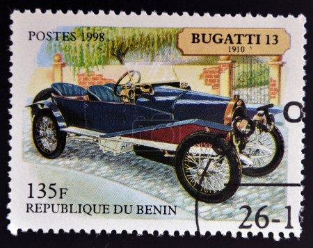 BENIN CIRCA 1998 stamp printed