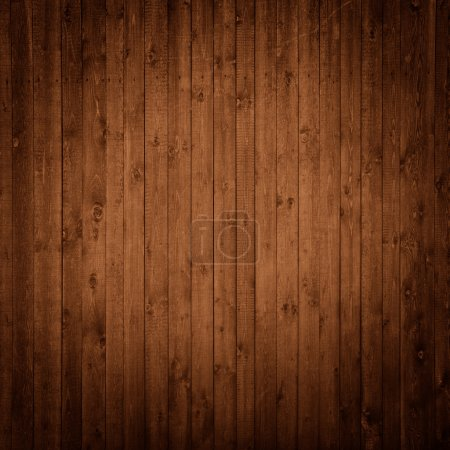 Photo for Wooden background - square format - Royalty Free Image