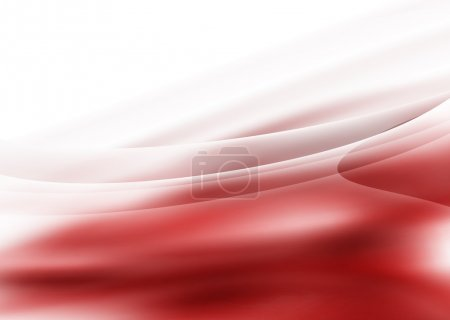 Beautiful red white lines abstract background