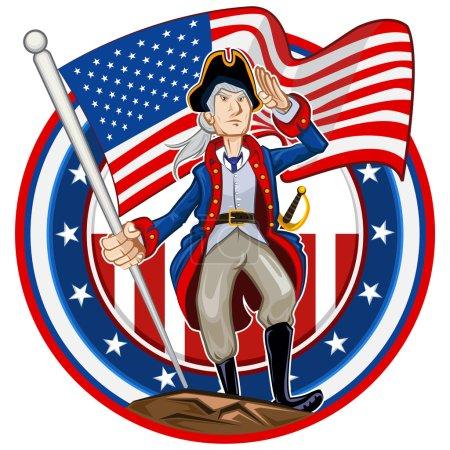 American Patriot Emblem