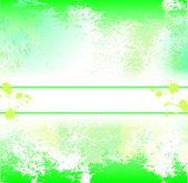 Splattered grungy background vector illustration
