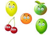 Cartoon Fruit Set 9