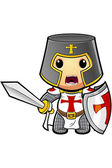St George Cartoon Knight