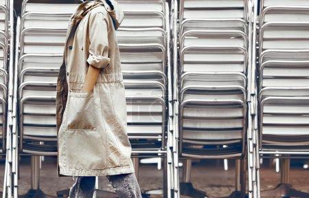 Urban style fashion