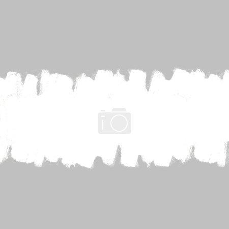 Photo pour Aquarelle blanche peint à la main fond - image libre de droit