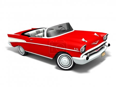 Photo for Classic Car - Royalty Free Image