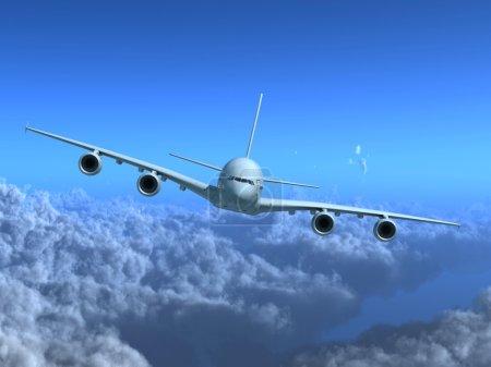 Super Hi-res airplane