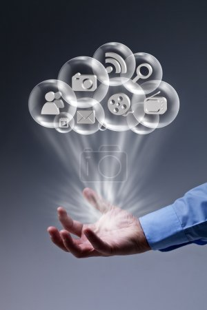 Cloud computing applications at your fingertips - ...