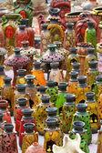 řemeslné výrobky z Indie