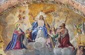 """Постер, картина, фотообои """"Вознесение Иисуса Христа"""""""