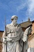 Statue of Saint Paul the Apostle