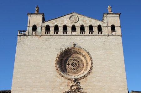 Basilica of St. Francis of Assisi in Palma de Mallorca